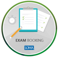EXAM BOOKING ( LOMA )
