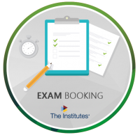 EXAM BOOKING (THE INSTITUTES)